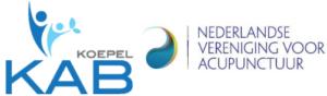 Lid van NVA en Koepel KAB - Acupunctuur Zwolle